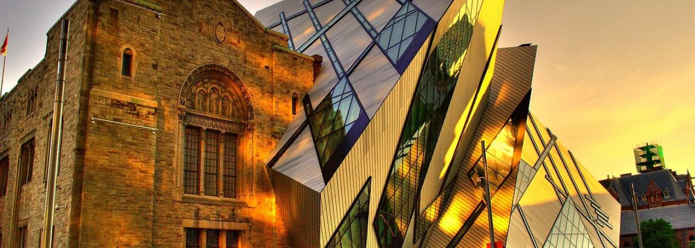 Королевский музей Онтарио, Торонто