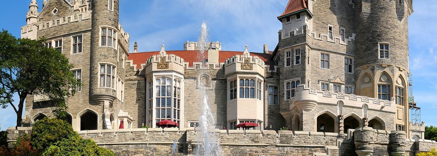 Замок Каса Лома, Торонто