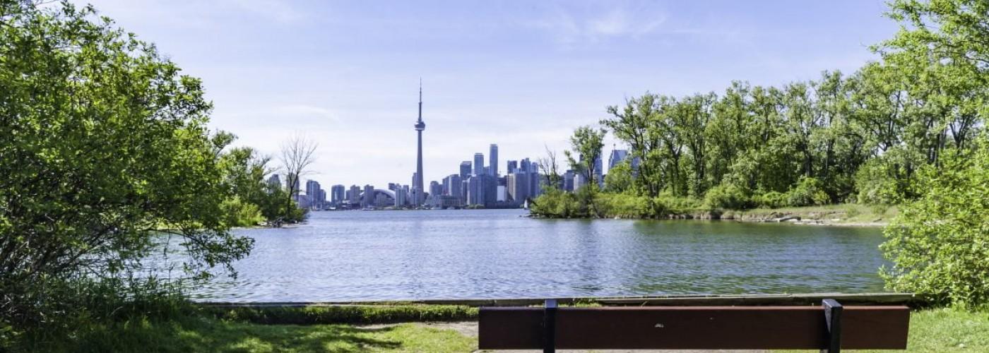 Островной парк Торонто