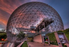 Музей Биосфера, Монреаль
