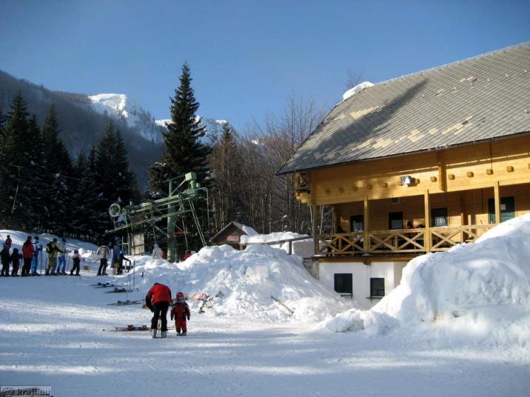 Лыжный сезон в Бохинь, Соришка Планина
