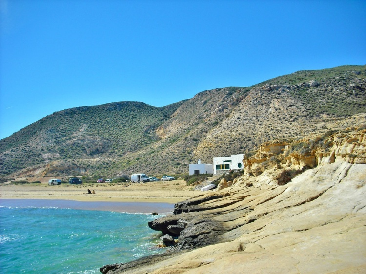 Пляж Эль Плайазо, Испания
