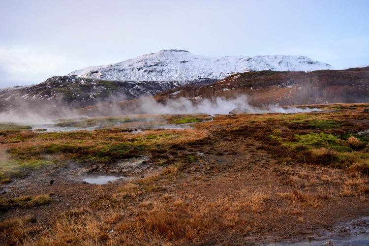 Долина гейзеров Хёйкадалюр