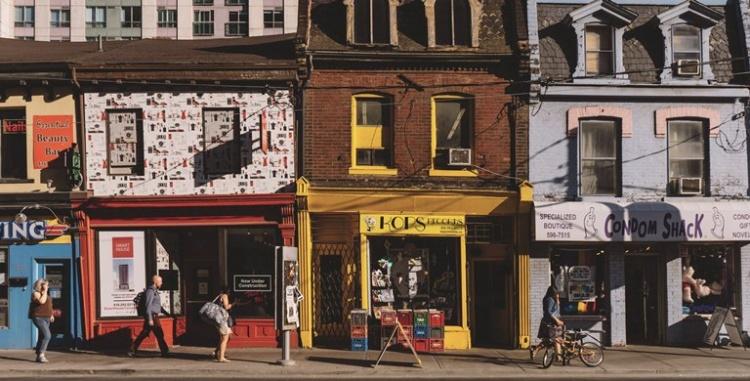 Магазины в Канаде