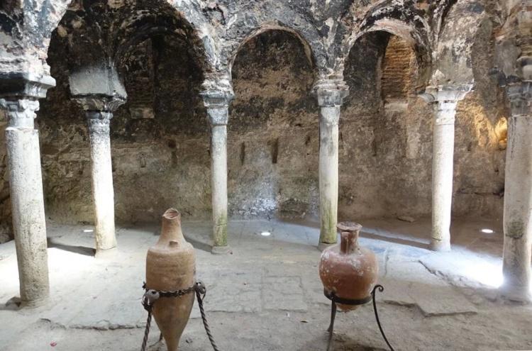 Арабские бани, Майорка