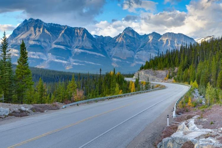 Дороги в Канадде
