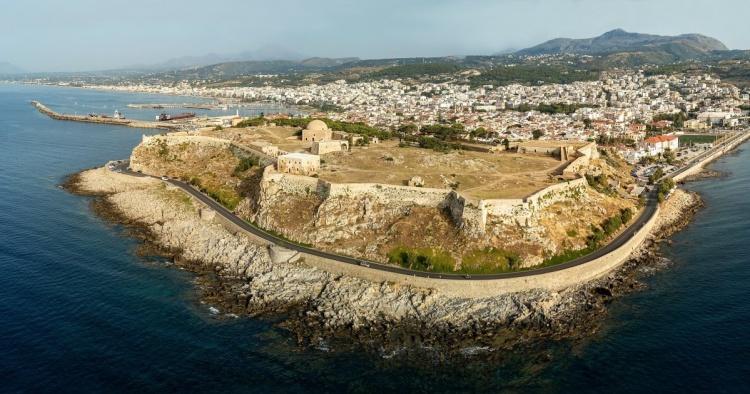 Крепость Фортецца, Ретимно