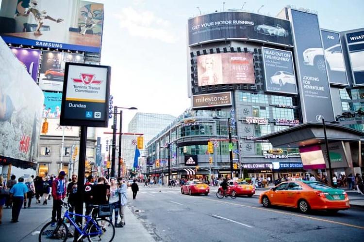 Даунтаун Торонто