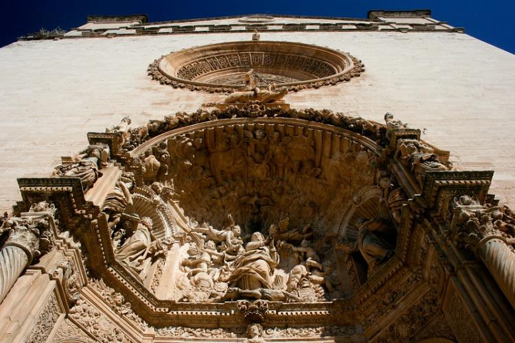 Католический собор Святой Евлалии в Пальме