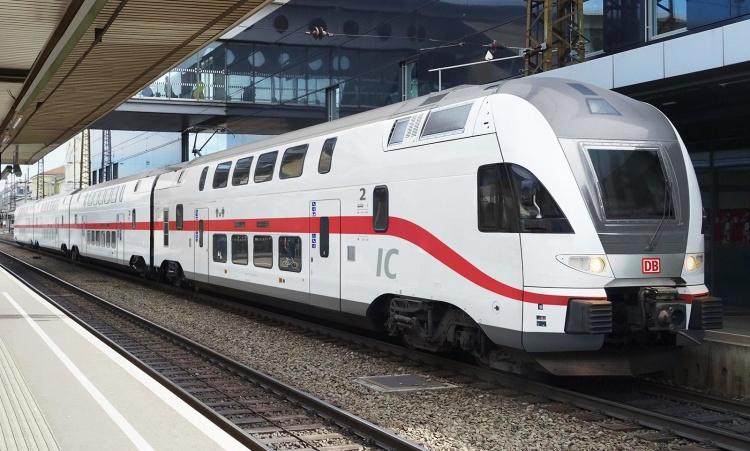 InterCity в Германии
