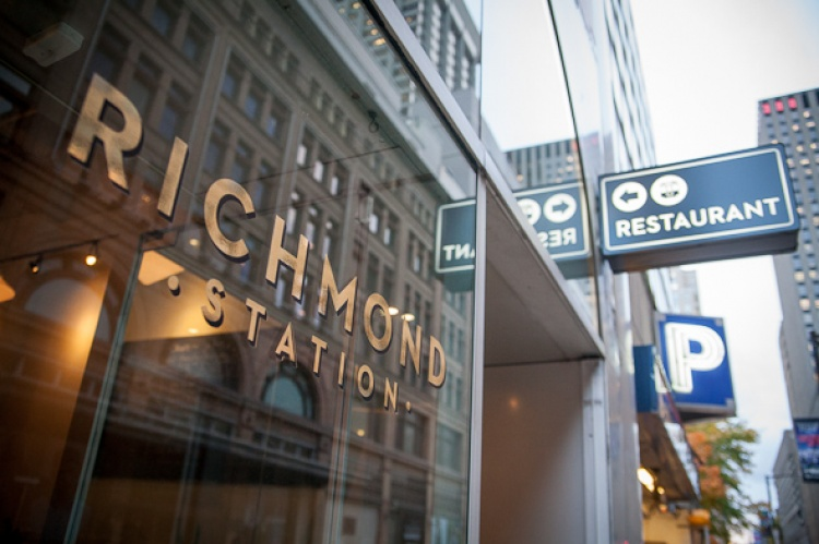 Richmond Station в Торонто