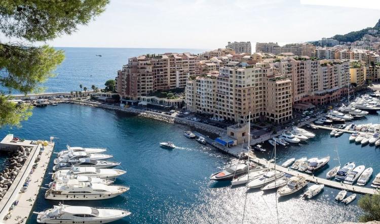 Порт Фонвьей, Монако