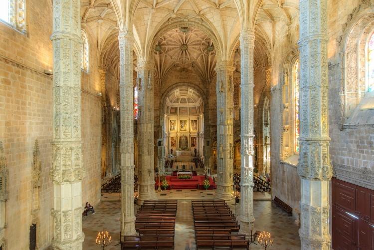 Монастырь Жеронимуш, фото