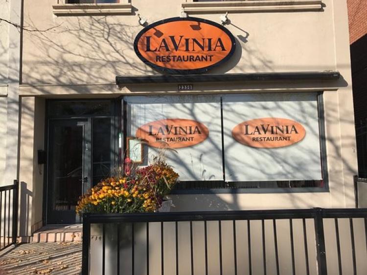 LaVinia Restaurant в Торонто