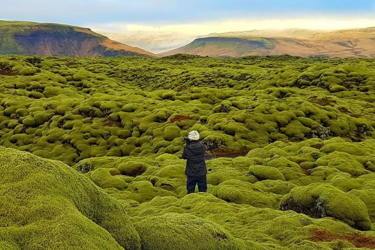Погода летом в Исландии