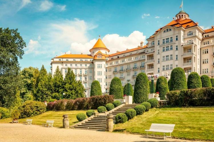 Отель Империал в Чехии