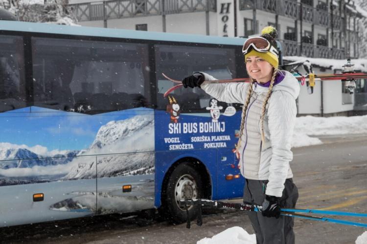 Ски-пасс, Бохинь, Словения