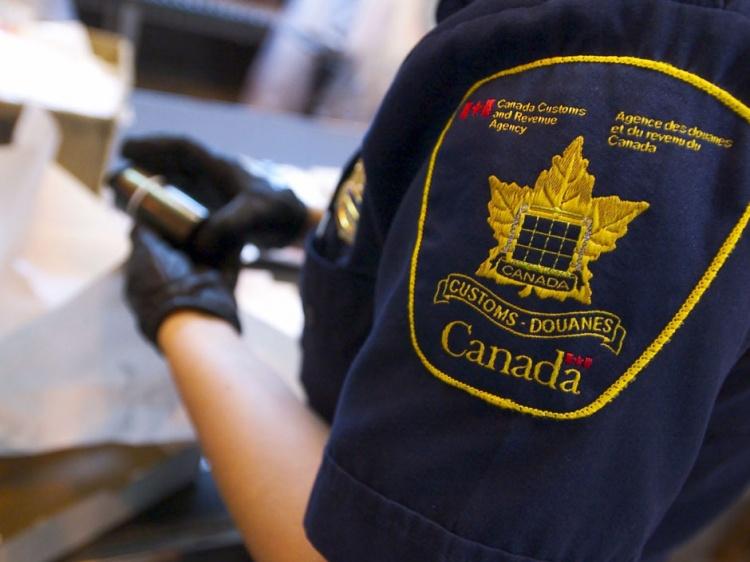 Запрещенные предметы для провоза через канадскую границу