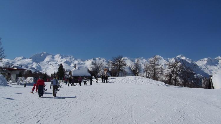 Виды ски пасс, Вогель, Словения