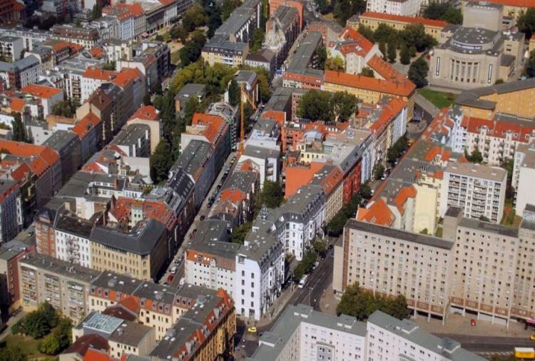 Район Панков в Берлине