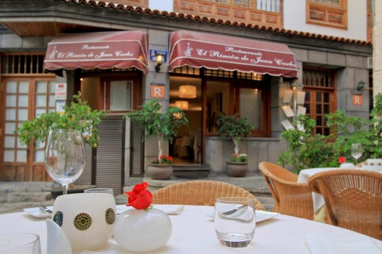 Ресторан с двумя звездами Мишлен, Тенерифе
