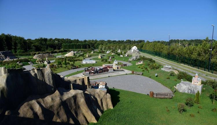 Парк миниатюр, Батуми