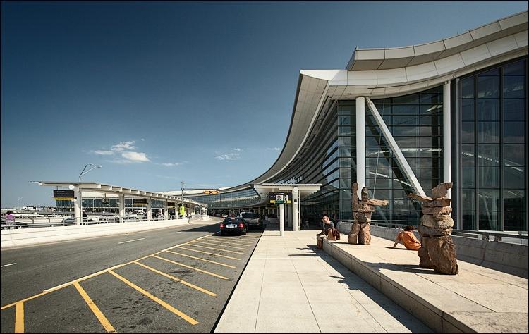 Аэропорт Пирсон Торонто
