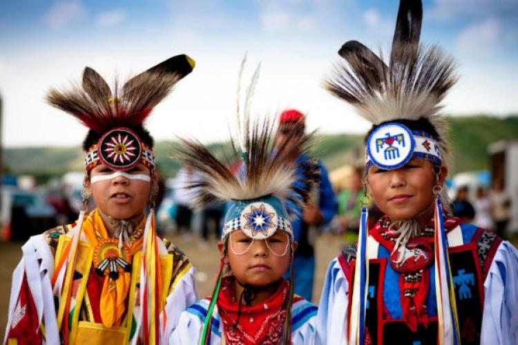День аборигенов в Канаде