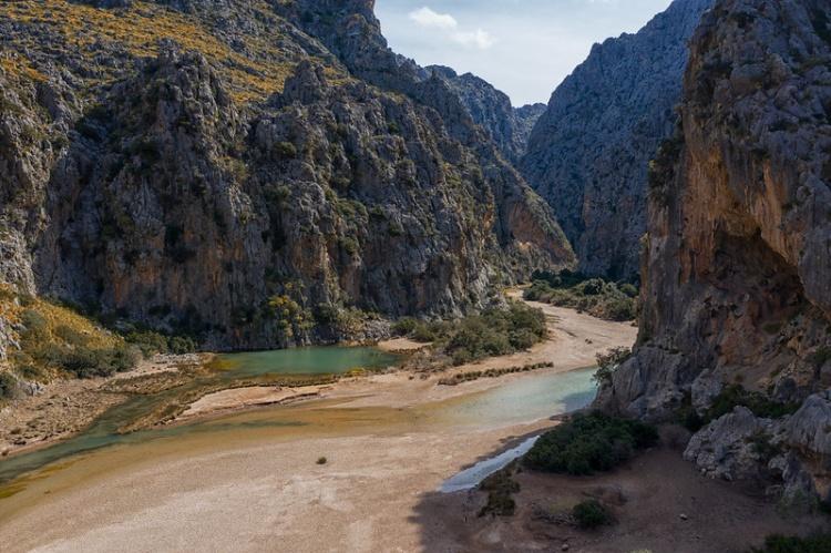 Ущелье Торрент де Парейс, фото