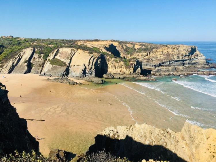 Пляж Карвальял, Португалия