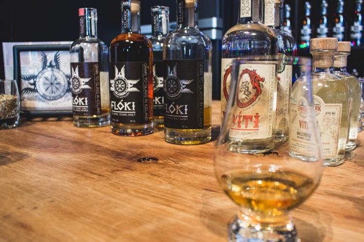 Виски в Исландии