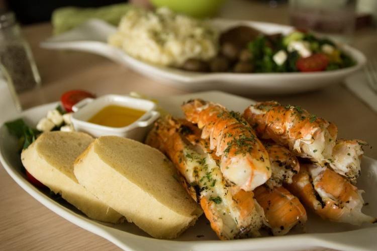 Блюда с морепродуктами в Исландии