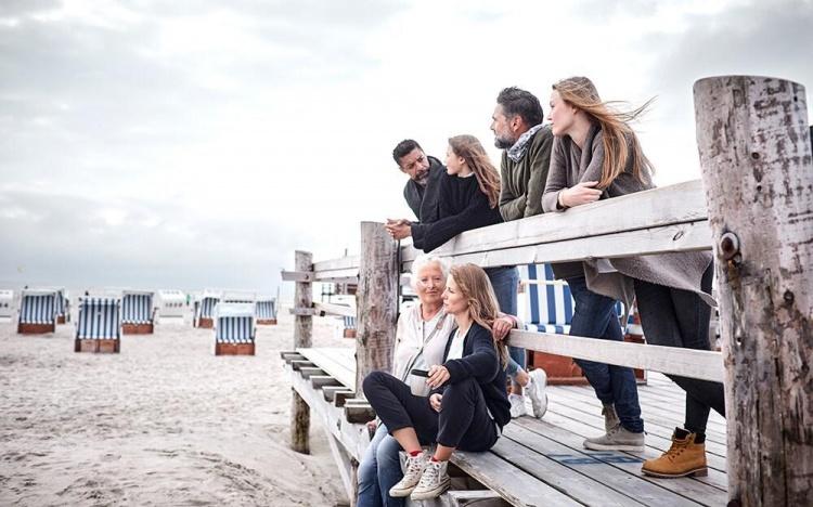 Безопасность на пляжах в Германии