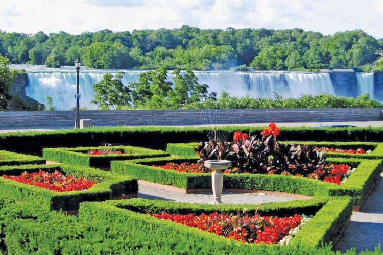 Ботанический сад Ниагары