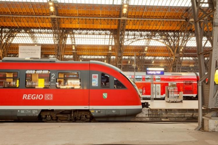 Regional-Bahn в Германии