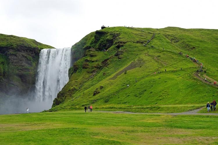 Интересные места в Исландии