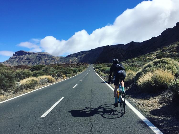 Велосипедами по Тенерифе