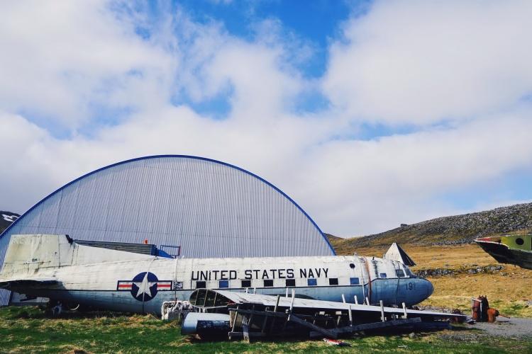 Раритетные самолеты в музеях Исландии