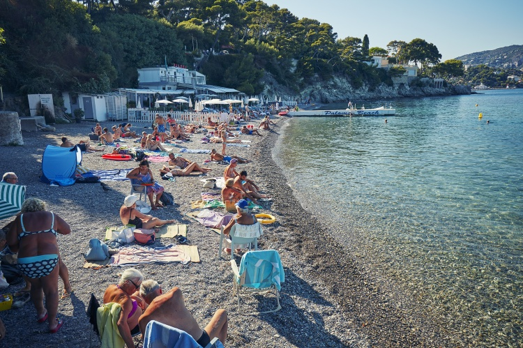 Paloma Beach, мыс Saint-Jean-Cap-Ferra