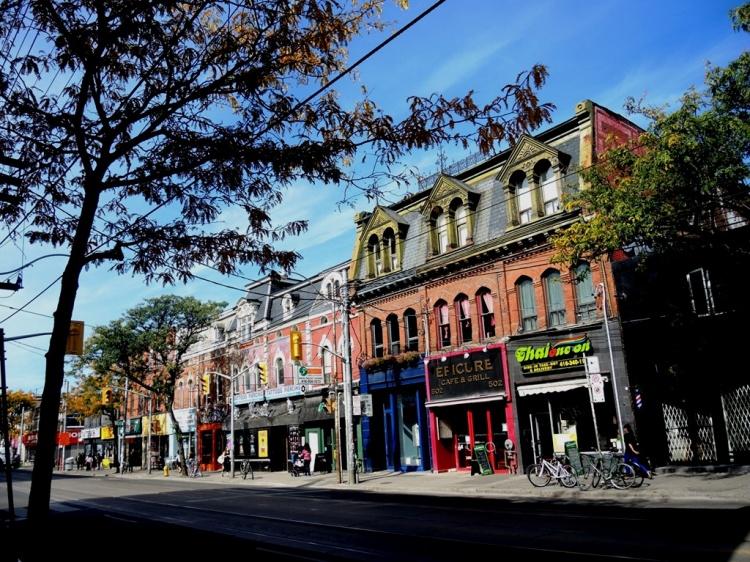 King West в Торонто