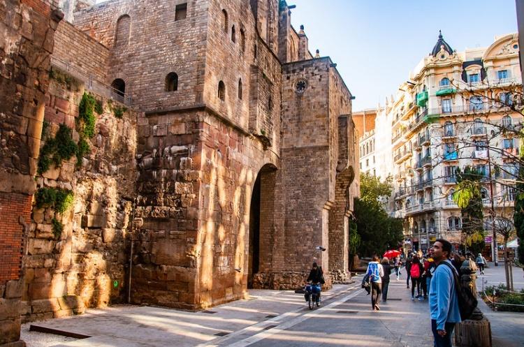 Музей истории Барселоны из чего состоит