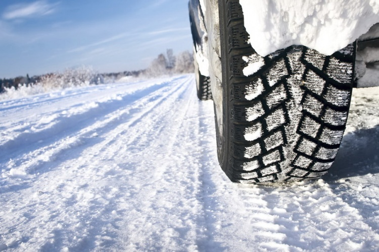 Зимние шины в Исландии