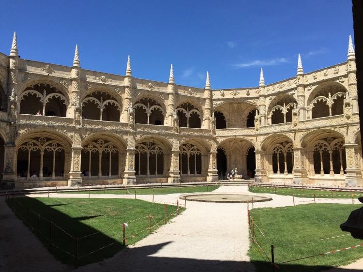 Монастырь Иеронимитов, Лиссабон