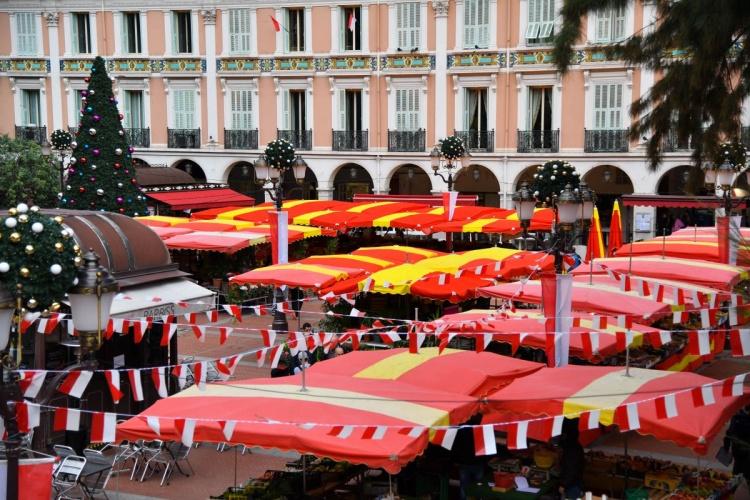 Рынок Ла- Кондамин, Монако