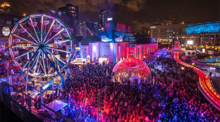 Фестиваль Монреаль
