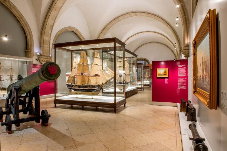 Морской музей при монастыре Жеронимуш