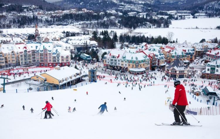 Погода в декабре в Канаде