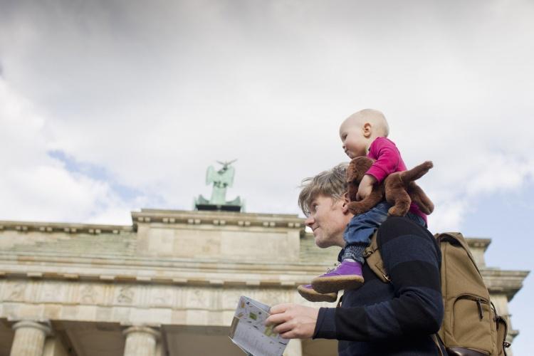 Безопасный отдых с детьми в Германии