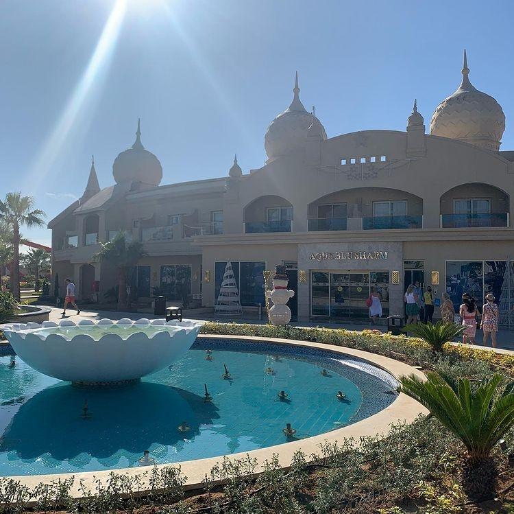 Отель Альбатрос в Шарм-эль-Шейхе