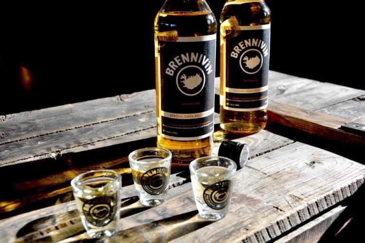 Исландский алкоголь